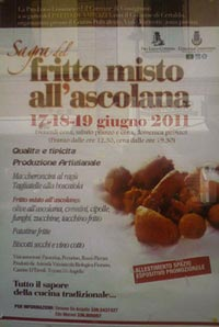 Sagra del Fritto misto all'ascolana